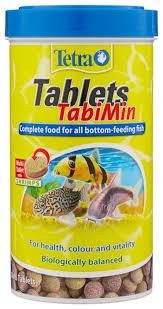 Сухой <b>корм Tetra Tablets TabiMin</b> для рыб — купить по выгодной ...