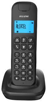 Купить <b>Радиотелефон Alcatel</b> E132 New черный по низкой цене ...