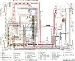 volkswagen wiring diagram volkswagen wiring diagrams online 73 vw bug wiring diagram wirdig