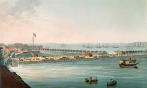 Image result for RECLAMATIONS  BOMBAY PAINTINGS 1890'S
