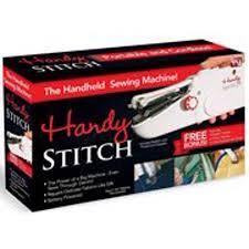 As Seen On Tv <b>Handy</b> Stitch <b>Handheld</b> Sewing Machine - Walmart ...