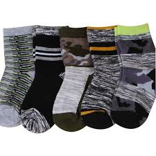 <b>5 pairs / lot 2017 new</b> cotton variety of color style kids socks 1 10 ...