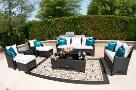patio slab sets: beautiful black wood glass modern design furniture wicker patio clearance resin living room exterior clubchairs white