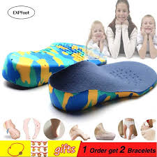EXPfoot PU Cotton Unisex Bow Leg Valgus Varus Corrector <b>Orthotic</b> ...