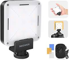 Neewer 12 SMD LED Bulb Mini Pocket-Size On ... - Amazon.com