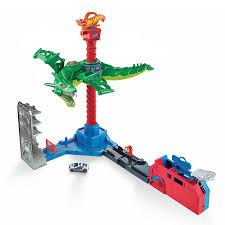 Купить Игровой набор <b>HOT WHEELS</b> Воздушная атака дракона ...