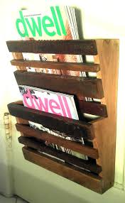 magazine rack wall mount:  images about magazine rack on pinterest pin boards wall mount and pot lids