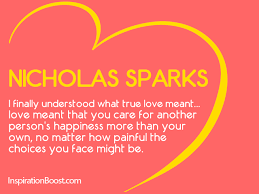 Image result for quote from the choice by nicholas sparks