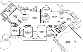 Luxury Style House Plans   Square Foot Home  Story     Luxury Style House Plans   Square Foot Home  Story  Bedroom and Bath  Garage Stalls by Monster House Plans   Plan     Pinterest