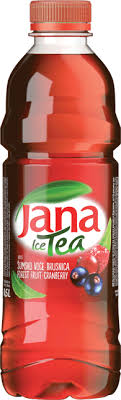 <b>Ice tea</b> forest fruit cranberry | Jana | Natural mineral water
