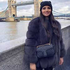 top 10 largest overcoat <b>fox</b> fur women long list and get free shipping ...