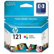 Купить <b>Картридж</b> для струйного принтера <b>HP 121</b> (<b>CC643HE</b>) в ...