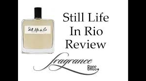 <b>Still</b> Life In Rio by <b>Olfactive Studio</b> Review! Gold medal winner ...