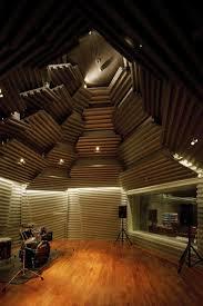 Recording Studio Design Ideas chiaki arai urban architecture design kadare cultural centre yurihonjo city japan recording studio designmusic recording