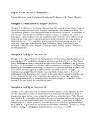 filipino values and moral development 91 121 113 106 filipino values and moral development