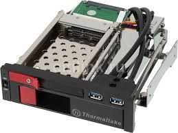 Купить Mobile rack (<b>салазки</b>) для <b>HDD THERMALTAKE</b> Max5 Duo ...
