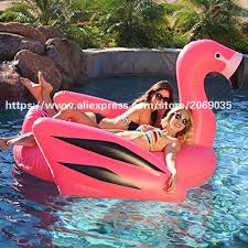 Online Shop 190cm 75inch Giant Luxury Pink <b>Inflatable</b> Flamingo ...