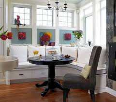 view in gallery breakfast nook table