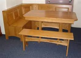 corner nook kitchen table sets pid amish trestle table kitchen breakfast nook set jpg corner nook amish corner breakfast nooks