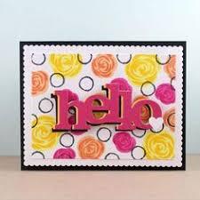 Stamps: Brilliant Blooms Die-namics: <b>Bold</b> Beautiful Vika Salmina ...