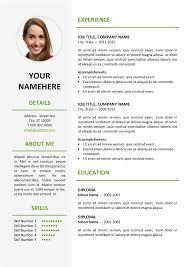 ikebukuro elegant resume template    ikebukuro free elegant resume template green for ms word