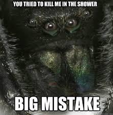 Vengeful Spider memes | quickmeme via Relatably.com