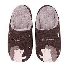 Cute <b>House Slippers Dog</b> Penguin Animal <b>Indoor Home Slippers</b> ...