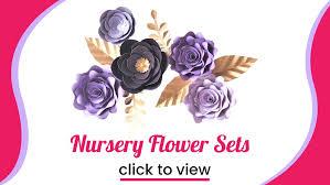 <b>Handmade Mix Color Rose</b> DIY Paper Flowers Green Leaves Set ...