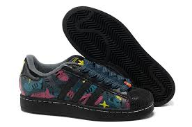 <b>Men's</b>/<b>Women's</b> Adidas Originals Superstar 2 <b>Print Casual</b> Shoes ...