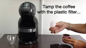 <b>Dolce Gusto Refillable</b> Capsule by Cafecaps - YouTube