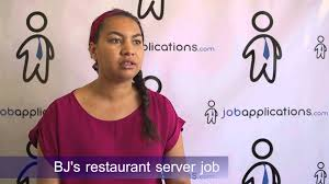 bj s restaurant interview server bj s restaurant interview server