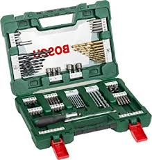 "<b>Bosch 2607017195</b> Drill-/Screwdriver Bit Set""<b>V</b>-<b>Line</b>"" with Tin ..."