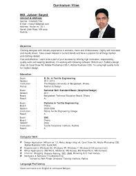 examples of resumes sample cv resume for teaching job example 89 captivating sample of cv examples resumes