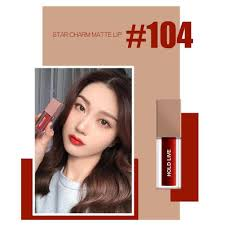 <b>HOLD LIVE 5 Color</b> Velvet Matte Lipstick Long Lasting Make-up Tool