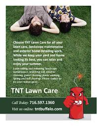 tnt flyer moonstar marketing 1275 × 1650 in gallery · spring 2012 flyer for tnt lawn care