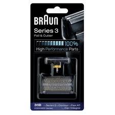 <b>Сетка</b> и режущий блок <b>31S</b> для электробритв <b>Braun Series 3</b> ...
