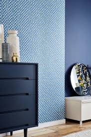 blue purple leaf modern wallpaper walls kielo by scion is a lovely wallpaper design perfect for a bedroom