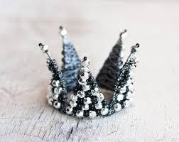 Crowns – 871_Silver black <b>royal crown</b>, <b>celebration</b> outfit – a unique ...