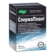 Купить, <b>Спермаплант 3</b>,<b>5 г</b> саше №10 Владивосток, Цена, Отзывы