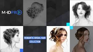 save % off all online hairdressing courses r tic bridal hair collection