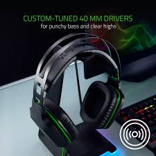 <b>Razer Electra V2</b>: 7.1 Surround Sound - Auto Adjusting Headband ...