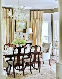 dining room curtains curtainsinthediningroom traditional formal