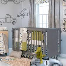 baby nursery image of blue and grey furniture sets transportations wallpaper stained bedding ribbons boy 10 baby boy furniture nursery