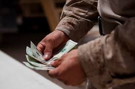 second term marines see bump re up cash corps fights keep ncos uniform