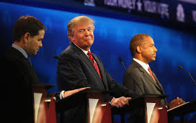 Image result for october 2015 gop debate