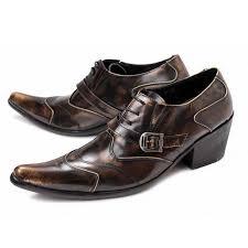 <b>Mens</b> Leather Oxfords Classic Modern <b>Pointed</b>-<b>Toe</b> Business <b>Lace</b> ...