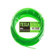 <b>ABS</b>-<b>пластик</b> для 3D ручки Tesla ABS05 <b>зеленый</b> - купить, цена и ...