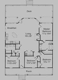 ideas about Coastal House Plans on Pinterest   House plans    Beach Style House Plan   Beds Baths Sq Ft Plan