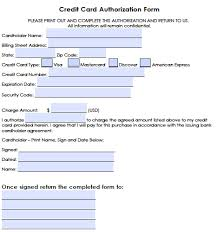 Download Generic Credit Card Authorization Forms wikiDownload generic-credit-card-authorization-form