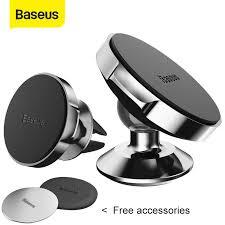 <b>Baseus Magnetic</b> Car Holder For Phone Universal Holder Cell ...
